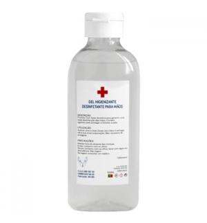 Gel Higienizante Desinfetante Anti-septico Maos 100ml