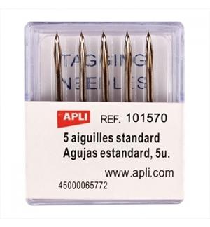 Agulha Standard Etiquetadora Têxtil Apli 5un