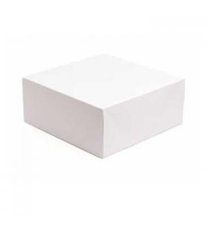 Caixa Cartolina Branca 33x33x9,5cm 50un