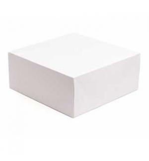Caixa Cartolina Branca 38x28x9,5cm 50un