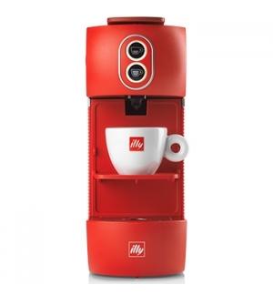 Máquina Café Pastilhas ILLY E.S.E Vermelha