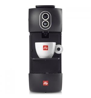 Máquina Café Pastilhas ILLY E.S.E Preta