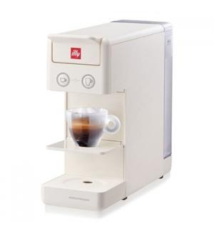 Máquina Café Cápsulas ILLY Y3.3  Iperespresso Branco