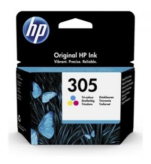 Tinteiro DeskJet 1255/2710 DeskJet Plus 4120 Nº305 Cor