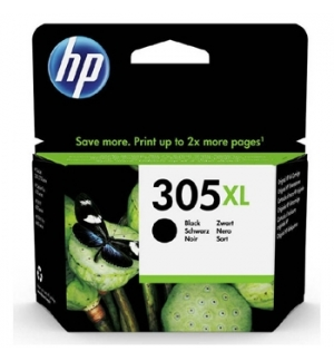 Tinteiro DeskJet 1255/2710 DeskJet Plus 4120 Nº305XL Preto