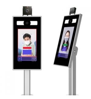 Medidor/Sensor Passagem Controlo Temperatura c/Camera