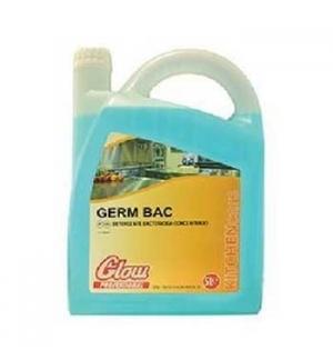 Detergente Bactericida Concentrado GERM BAC 5 Litros