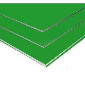 Placa Kapa Line Verde 5mm 50x70cm Pack40un