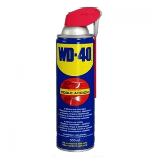 Multiusos WD40 Dupla Accao 250ml+40ml