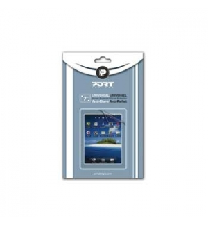 Pelicula protectora Port Designs Universal Tablet 7 Pol