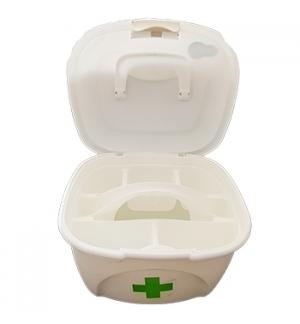 Caixa Vazia Plastico Primeiros Socorros (5Lt)