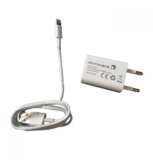 Carregador USB iPhone Cabo 1mt
