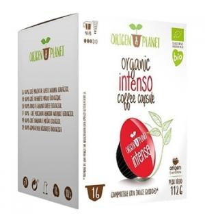 Café Capsulas Biologico Intenso Cx.16