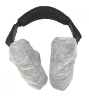 Protetor Descartável Auriculares Branco 1 uni
