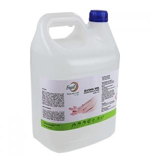 Gel Higienizante Desinfetante Anti-septico Mãos 5Litros