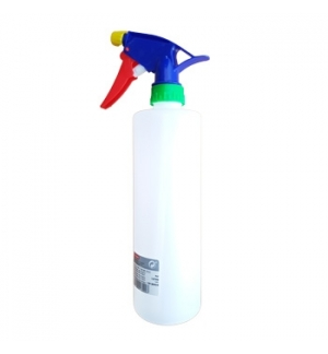 Frasco Vazio Plástico Spray 500ml