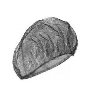 Touca de proteccao, tamanho universal Rede Nylon Cx100