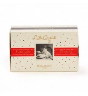 Chá Bolsas Little Cristal Cola & Grenadine Dammann 8un