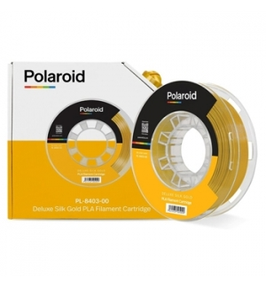 Filamento Polaroid Universal Silk PLA 1.75mm 250g Ouro