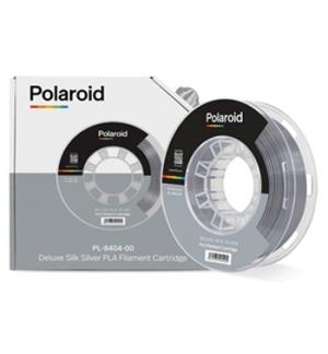 Filamento Polaroid Universal Silk PLA 1.75mm 250g Prata