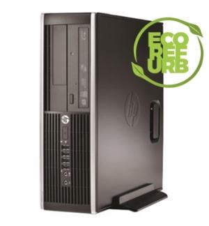 PC HP RECONDICIONADO 8200 SFF i3-2100 4Gb 250Gb DVD W7Pro