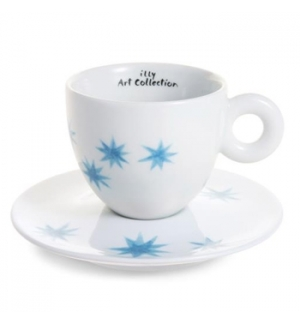 Conj Chav+Pires Capp Illy Art Collection+Lata 250gr 2un