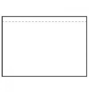 Envelopes Packing List 228x162mm Cx 1000un