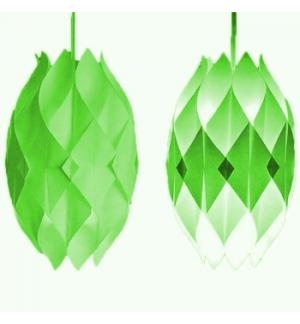 Papel Vegetal A4 100gr Blister 10 Folhas Cor Verde Limao
