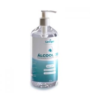 Gel Higienizante Desinfetante Doseador Mãos 80% 500ml