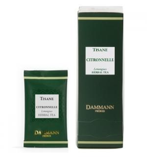 Tisana  Bolsas Citronella Dammann - 24un