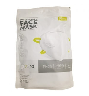 Máscara Descartável FFP2 /KN95 1un