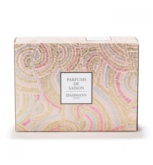 Caixa Coffret Chá Parfums de Saison Dammann 20 Bolsas