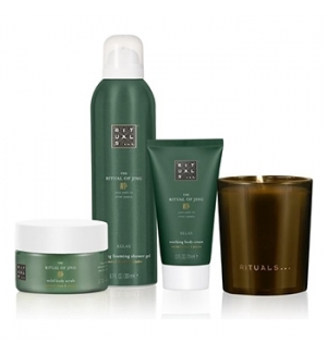 Coffret Rituals of Jing Calming Routine - M
