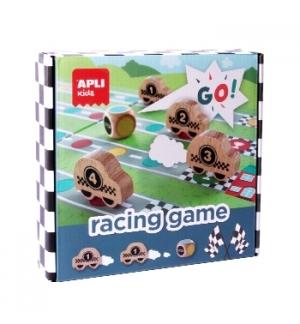 Jogo Educativo de Tabuleiro Apli Racing Game 1un
