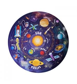 Jogo Educativo Puzzle Apli Sistema Solar 48 Peças