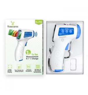 Termómetro Contactless Medição Temperatura Corporal