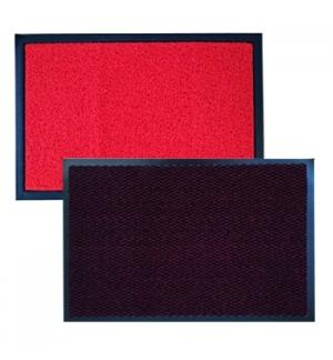 Pack Tapete Desinfeção 40x60cm c/Rebordo Vermelho