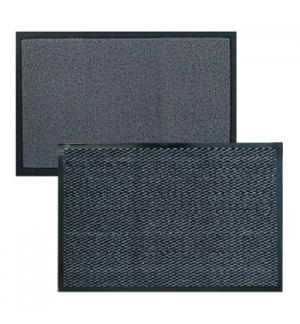 Pack Tapete Desinfeção 40x60cm c/Rebordo Cinza