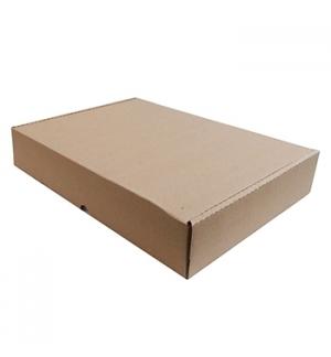 Caixa 455x330x055mm Cartão Simples P/Expedição Auto-Montável