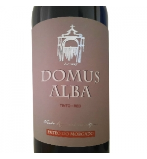 Vinho Tinto Pateo do Morgado Domus Alba 2019 750ml