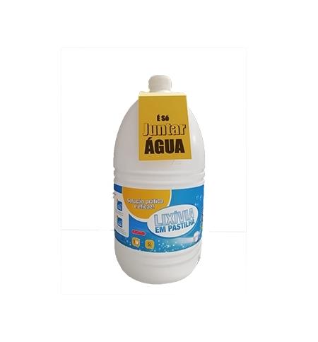 Lixívia em Pastilha+ Garrafão Vazio 5L (basta juntar água)