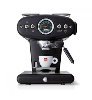 Máquina Café ILLY X1 Aniversário Pastilha / Moido Preto