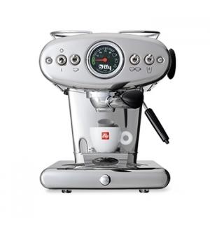 Máquina Café ILLY X1 Aniversário Pastilha / Moido Inox