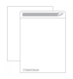 Envelope Saco 310x410mm 100gr Autodex Branco Cx 100un