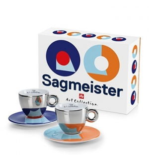 Conj Chav+Pires Capp Illy Art Collection Iac Sagmeister 2un