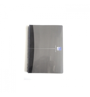 Caderno Espiral Oxford Office Book Cartao A4 Pautado 90fls
