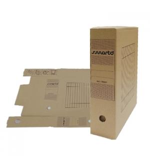 Caixa Cartao Arquivo Morto L80 340x250mm Kraft Pack50