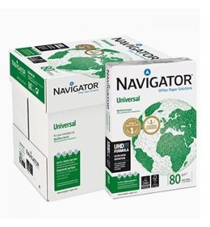 Papel Fotocopia A3 Navigator 80gr 5x500 Folhas