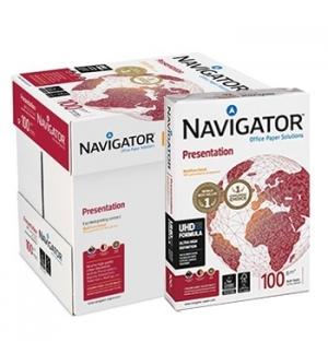Papel 100gr A4 Navigator Presentation 5x500 Folhas