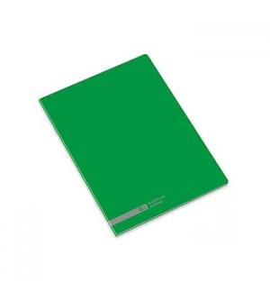Caderno Agrafado Ambar School A5 Pautado 70gr 48Fls Verde